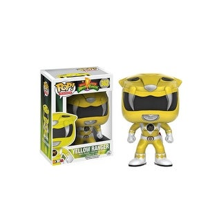 Funko POP Power Rangers - Yellow Ranger Vinyl Figure - Multi