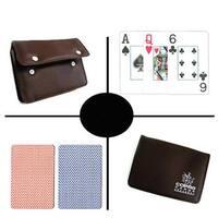 Brybelly Holdings GCOP-105.912 Export Poker Jumbo Leather Case