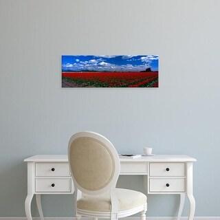 Easy Art Prints Terry Eggers's 'Washinton State, Skagit Valley' Premium Canvas Art
