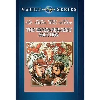 The Seven-Per-Cent Solution DVD Movie 1976