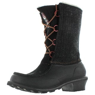 Woolrich Fully Wooly Lace Women's Winter Snow Boots Waterproof