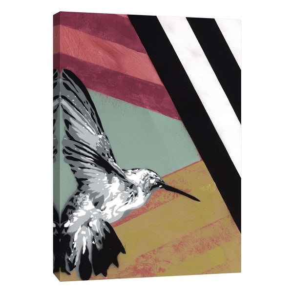 "PTM Images 9-105937 PTM Canvas Collection 10"" x 8"" - ""Hummingbird II"" Giclee Hummingbirds Art Print on Canvas"