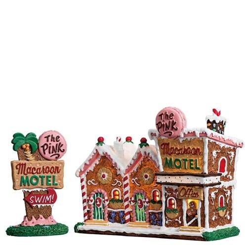 The Pink Macaroon Motel