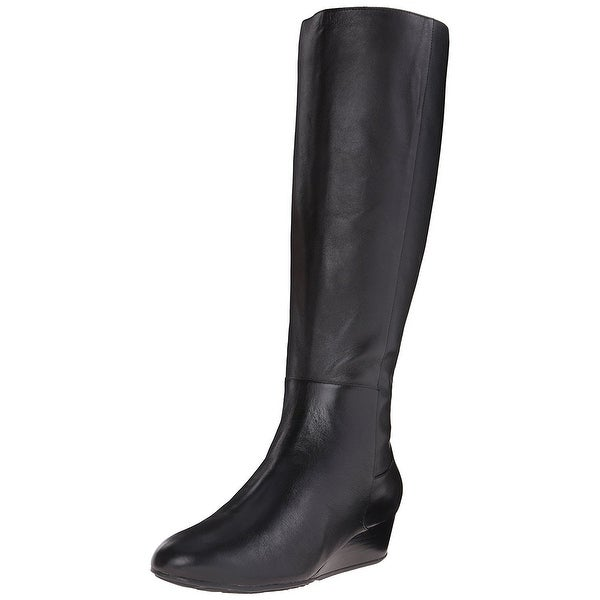 Cole Haan Women's Tali Grand Tall Motorcycle Boot