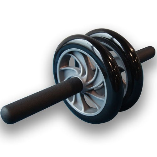 Perfect Ab Wheel Roller Power Pro - Abdominal Exercise Wheel - #1 Abs - Black