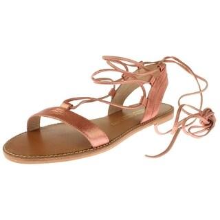 Chinese Laundry Kristin Cavallari Womens Flat Sandals Gladiator