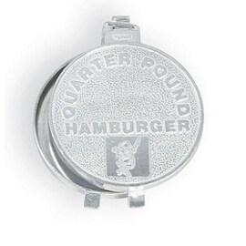 "HIC 43201 Aluminum Burger Press, 3"""