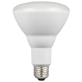 Westinghouse 3514800 Single 9 Watt Frosted Dimmable BR30 Medium (E26) LED Bulb - Frost