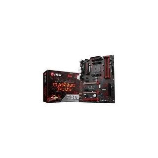 MSI USA X370 GAMING PLUS Desktop Motherboard Gaming Desktop Motherboard