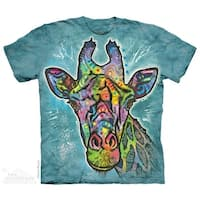 Russo Giraffe Adult T-Shirt