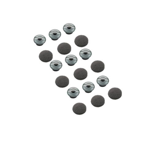 Plantronics Voyager Pro MD Ear Tips 81292-02 (9-Pack) 3 Medium Pack Eartips for Voyager Pro