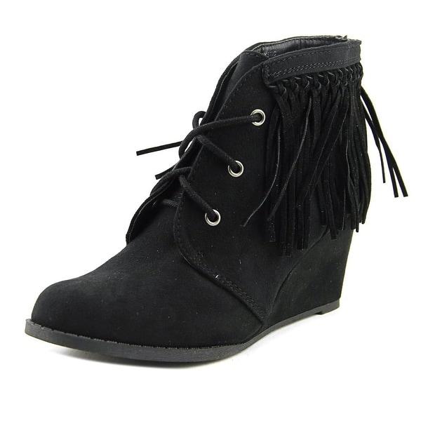 Sugar Mystic Women Black Boots