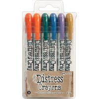 Ranger Tholtz Distress Crayon Set 9 9