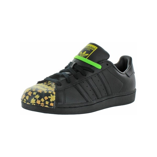 innovative design c83ad 68da6 adidas Originals Mens Superstar Pharrell Supershell Fashion Sneakers Leather