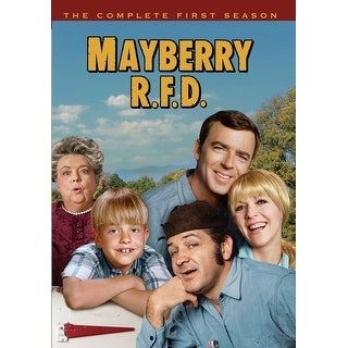 Mayberry Rfd: Complete First Season [DVD]