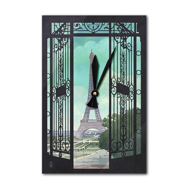 Shop Paris France Eiffel Tower Lithograph Lp Artwork
