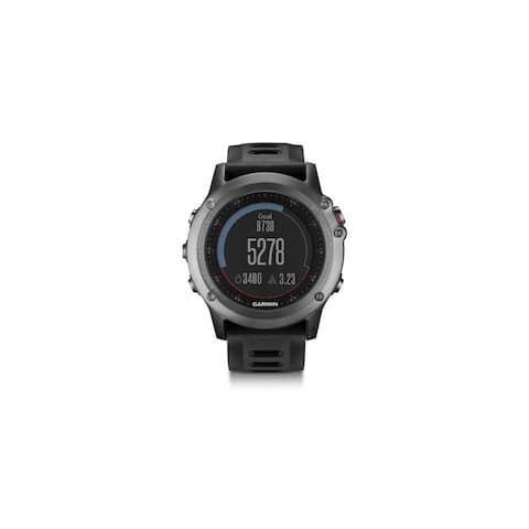 Refurbished Garmin Fenix3 Gray Multisport GPS Watch (010-01338-00)