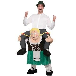 Forum Novelties Ride-On Beer Maiden Adult Costume - Multi - Standard