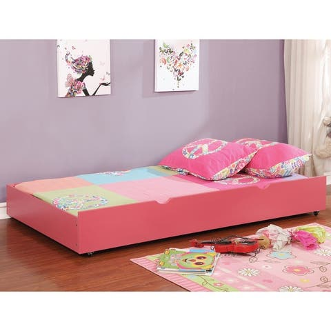 Furniture of America Bays Transitional Twin Underbed Trundle