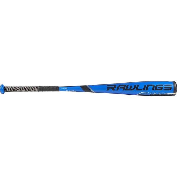 "Rawlings 2019 Velo Hybrid USA Baseball Bat (29""/ 19oz). Opens flyout."