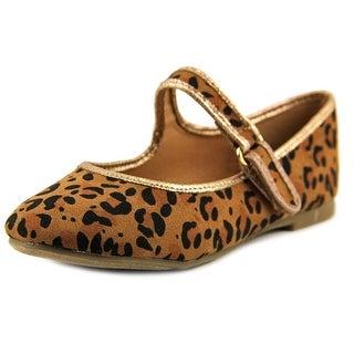 Report Armoni Round Toe Leather Mary Janes