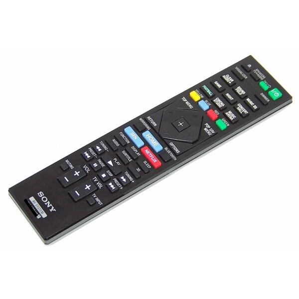 OEM NEW Sony Remote Control Originally Shipped With SSWSB128, SS-WSB128