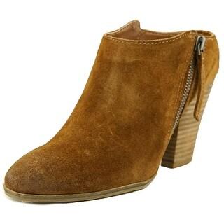 Dolce Vita Hena Round Toe Leather Bootie