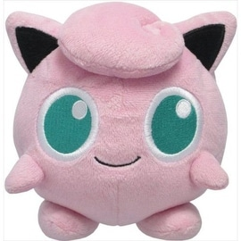 Pokemon 5-inch Jigglypuff Plush Toy