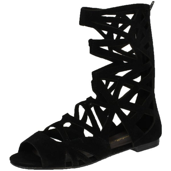 Breckelles Women Solo-04 Sandals
