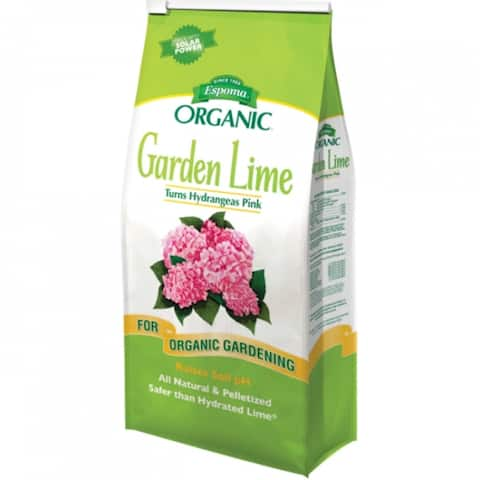 Espoma GL6 Garden Lime Organic All Natural Plant Supplement, 6.75 Lbs