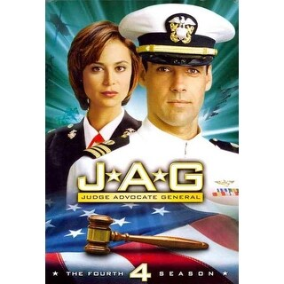 JAG - The Complete Fourth Season - DVD