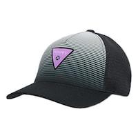 online store c766a 0d18e HOOey Hat Womens Trucker Magic Snapback One Size White Black