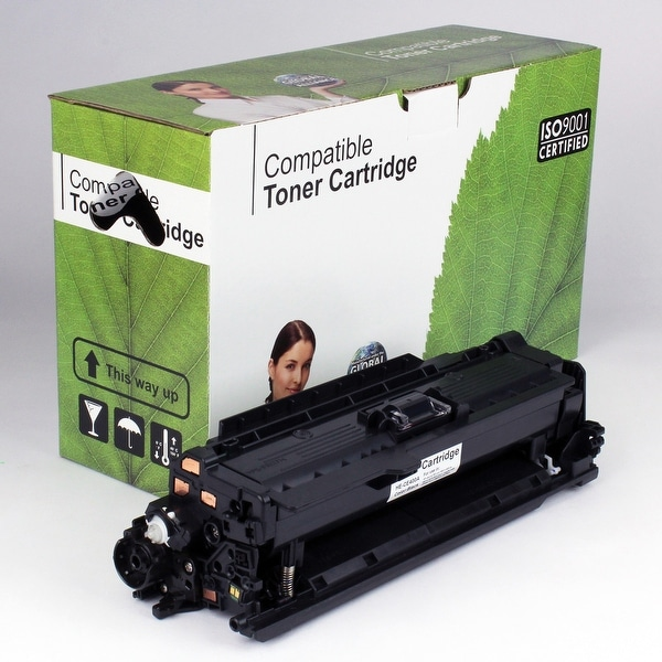 Value Brand replacement for HP 507A Black Toner CE400A (5,500 Yield)