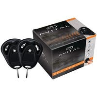 Avital 3100L 3100 1-Way Security System With Siren