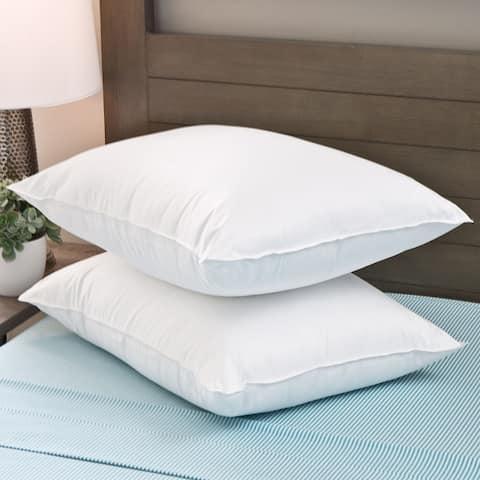 Cozy Classics MicronOne Pillow Protectors (Set of 2)