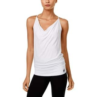 MICHAEL Michael Kors Womens Tank Top Matte Jersey Racerback|https://ak1.ostkcdn.com/images/products/is/images/direct/282064ed35d5089bb4b95e294c07b08154dcbe29/MICHAEL-Michael-Kors-Womens-Tank-Top-Matte-Jersey-Racerback.jpg?impolicy=medium