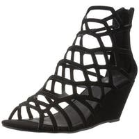 Topline Women's Howabout Wedge Sandal