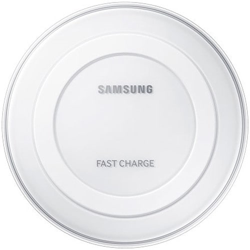 Samsung Fast Wireless Charging Pad with LED Indicator (white)