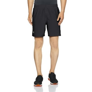 Under Armour Black Blue Mens Size Small S Launch 7'' Running Shorts