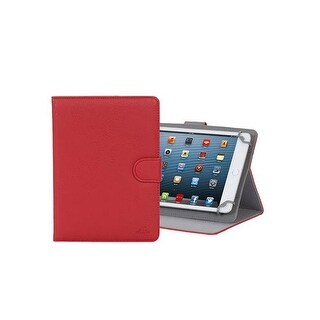 Rivacase 3014RED 8 in. Tablet Case, Red
