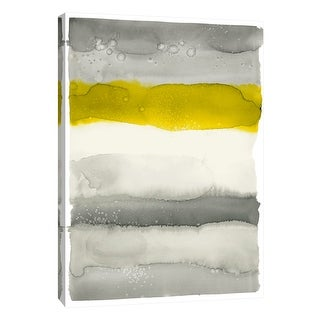 "PTM Images 9-105543  PTM Canvas Collection 10"" x 8"" - ""Watercolor Wash 9"" Giclee Abstract Art Print on Canvas"