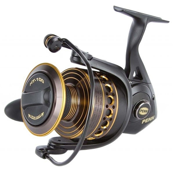 6.2:1 PENN Battle II 3000 BTLII3000 Saltwater Spinning Fishing Reel