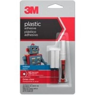3M 18030 Plastic Adhesive, 2 Gram
