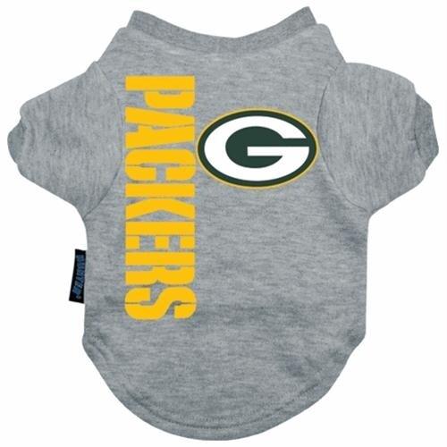 huge selection of b3a29 3de08 Green Bay Packers Dog Tee Shirt - Small