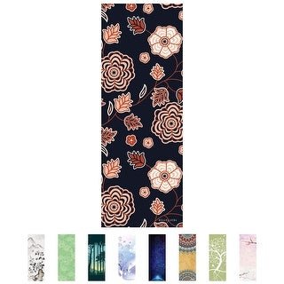 Link to Hello Laura Performance European Suede Surface Texture Yoga Mat Similar Items in Fitness & Exercise Equipment