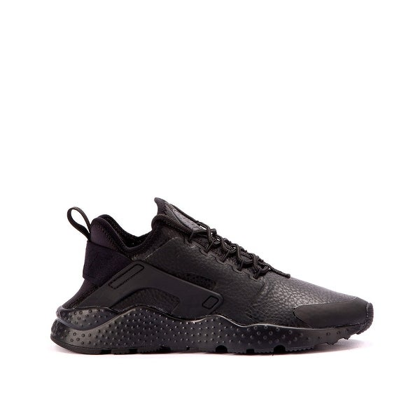 save off 99938 8036c Nike Womens Air Huarache Run Ultra Prm Low Top Lace Up Running Sneaker - 7.5