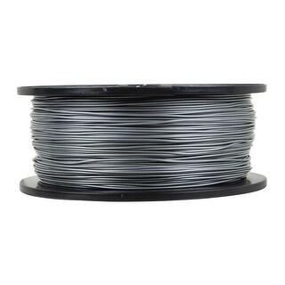 Monoprice Premium 3D Printer Filament ABS 1.75MM 1kg/spool, Silver