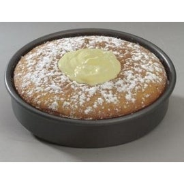 "Chicago Metallic 59629 Professional Round Cake Pan, 9"" x 2"""