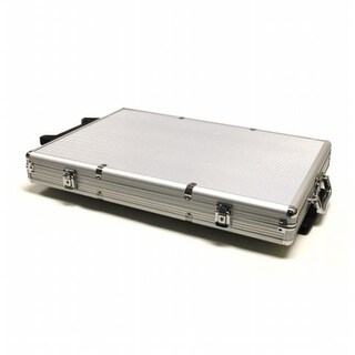 Bry Belly GCAS-1000-R 1,000 Ct Rolling Aluminum Case