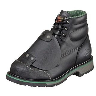 Thorogood Work Boots Mens Goodyear Storm Welt Steel Toe Black 804-6911